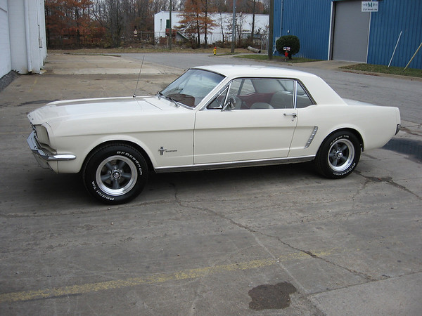 65 Mustang - Perry