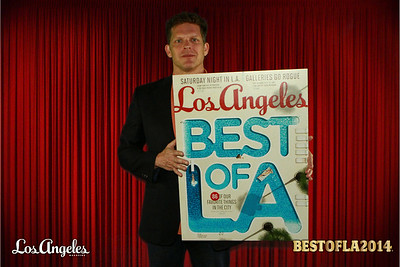 Los Angeles magazine's Best of LA® Winners' Party 2014