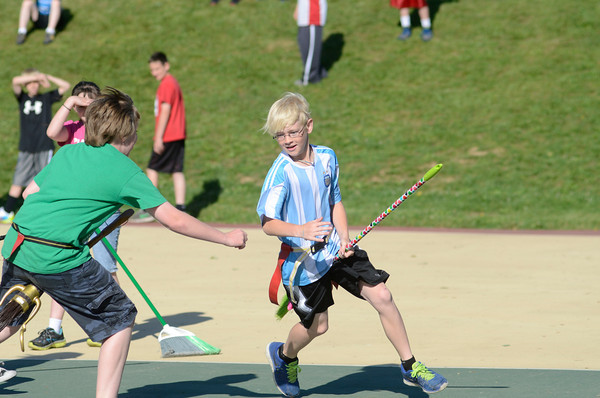 Quidditch Cup at Liberty Valley Intermediate