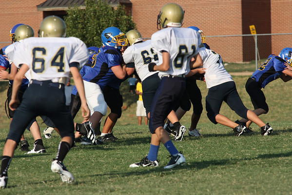 2011 JR HIGH FOOTBALL