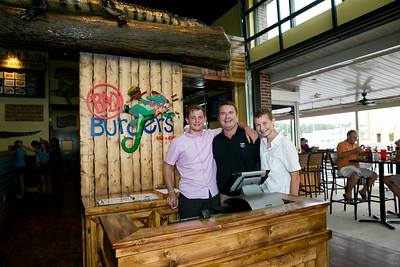 B&D Burgers Pooler/ Friends and Family Night July 2014