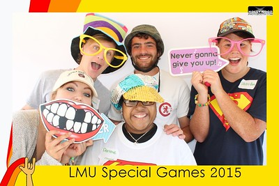 LMU Special Games 2015