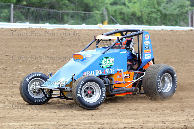 May 25, 2013 - Sprints (MSCS) and modifieds