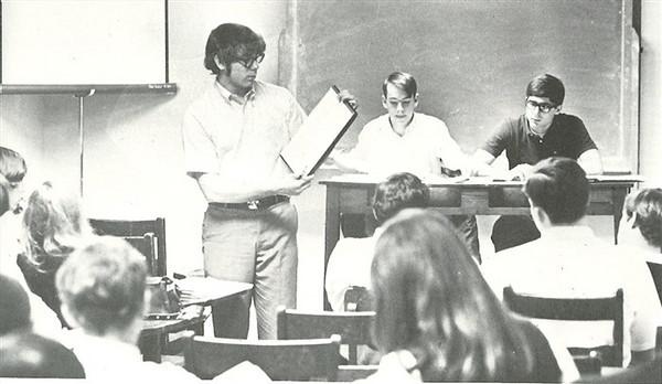 1970 Yearbook Photos