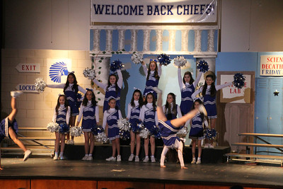 2014 GCMS High School Musical