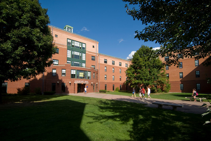 Residence Hall Photos