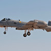 A-10 Thunderbolt II close support aircraft. Photographed at Aviation Nation 2009, Nellis Air Force Base, Las Vegas, Nevada, USA.<br /> <br /> m