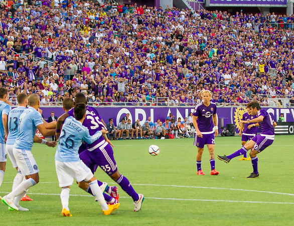 ORLANDO CITY SC vs NYC FC MARCH 8TH 2015