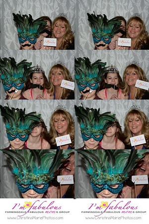 Farmingdale Fabulous Moms Photo Booth