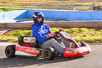 Kartodromo Abelardo Caparó (Karting) - Oropesa (Valle Sur/South Valley)
