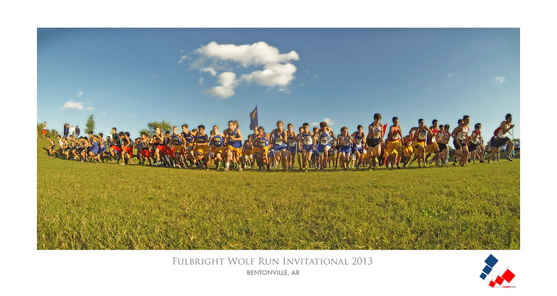 Fulbright Wolf Run Invitational 2013