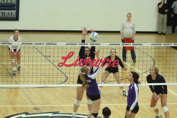 VB vs New Ulm 10-6-14