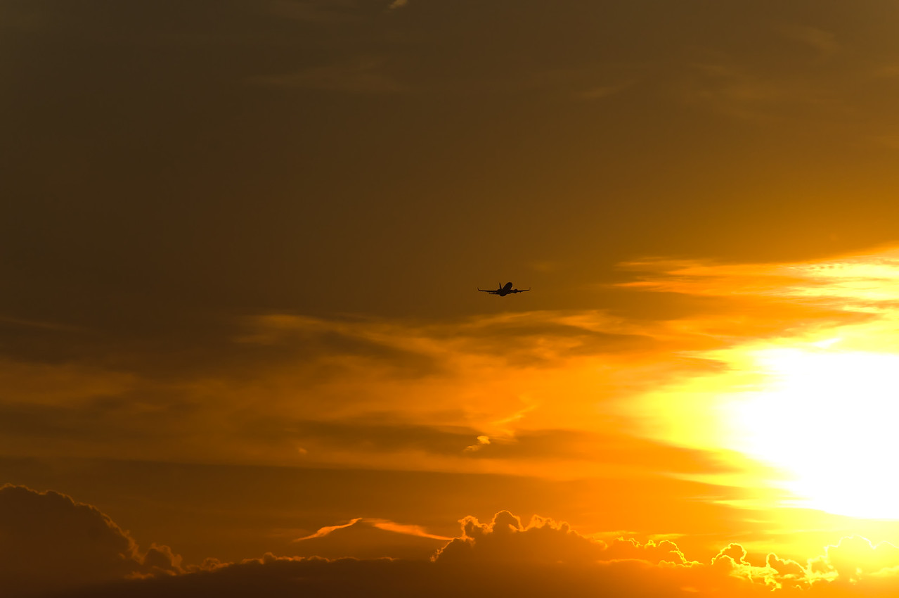Plane spotting  St. Louis Lambert Airport.