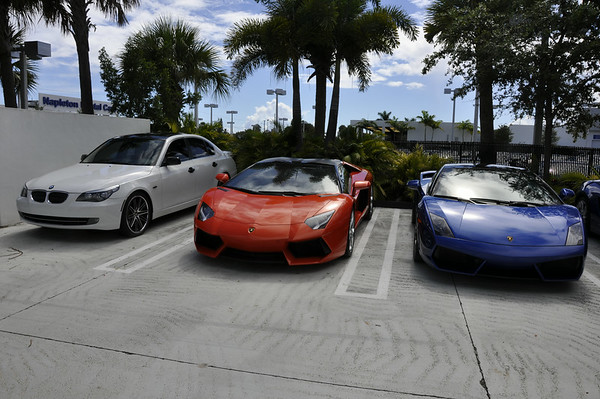 Eaven's Cars and Coffee