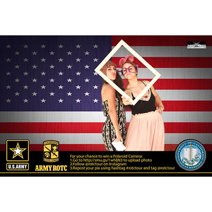 UCSB - Army ROTC Fall Campus Tour