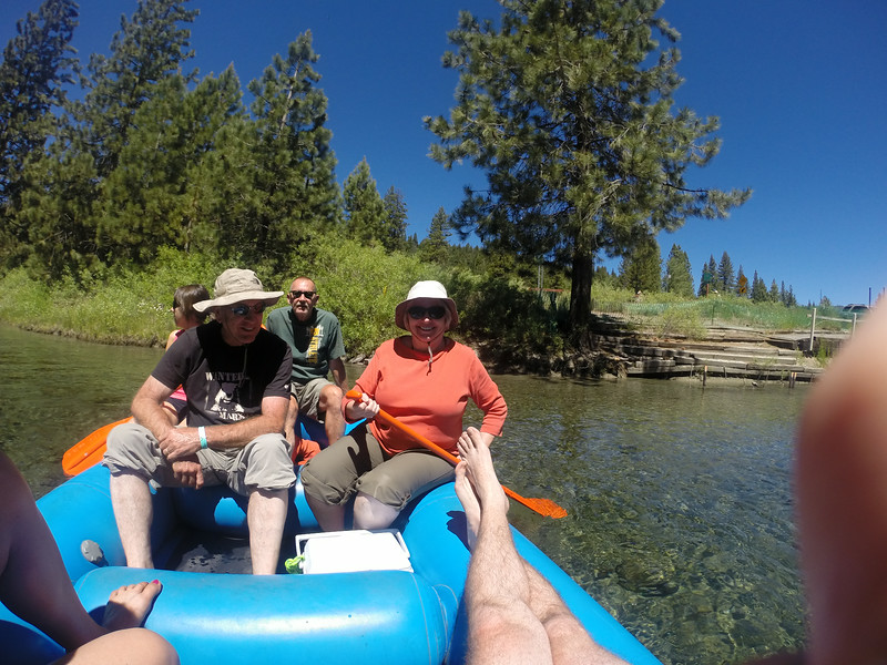 TRUCKEE RIVER: JUNE 30, 2014