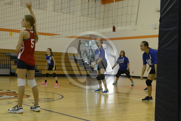 Overton County Volleyball