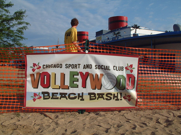 Chicago Sport & Social Club - Volleyball Tournaments and Beach Bash