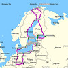 One Lap of the Baltic :