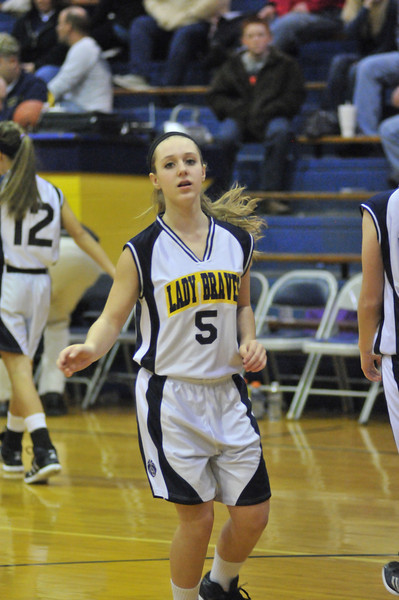 GCMS Girls 7th Basketball 2011-12