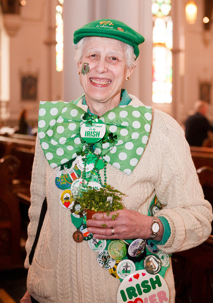 Cathedral St. Patrick's Day Mass
