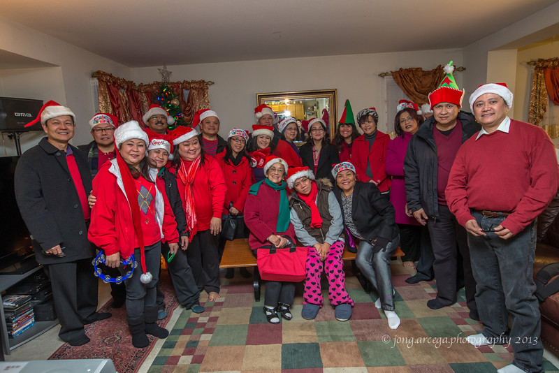 St. Catherine Angelic Choir Caroling