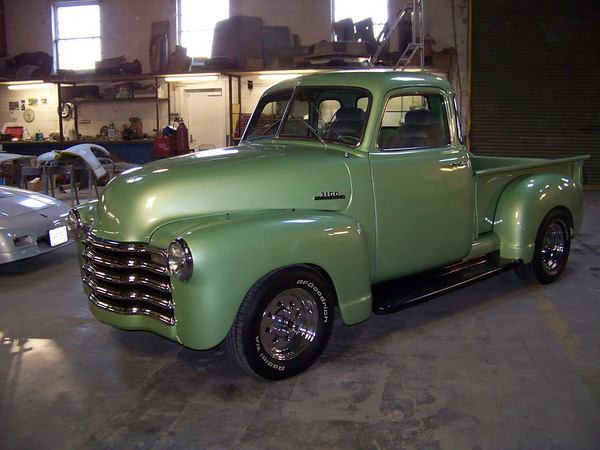 53 Chevy Truck - Joe