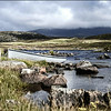 Boat in South Uist