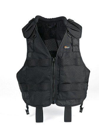 Gifts for Photographers - Lowepro Technical Vest Belt for Photographers