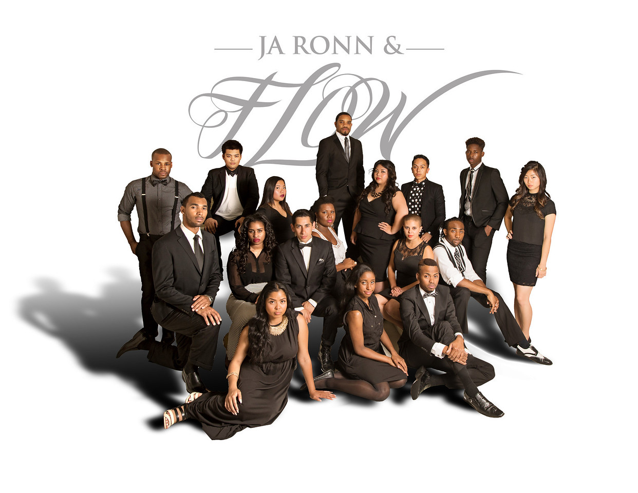 "I am a fan of the music group ""Ja Ronn & FLOW"""