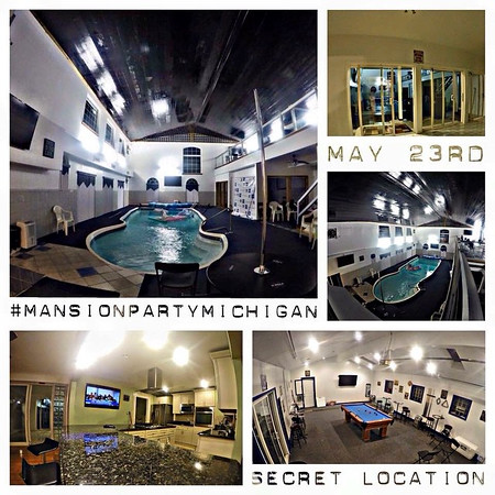 Mansion Pool Party 5-23-15 Saturday