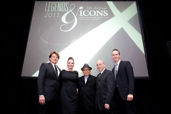 Legends & Icons 2011 - Yosh & Beth