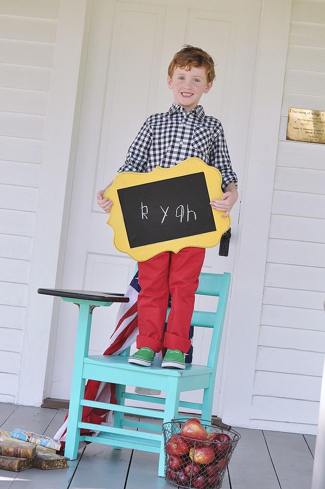 Bauerschlag Elementary Student
