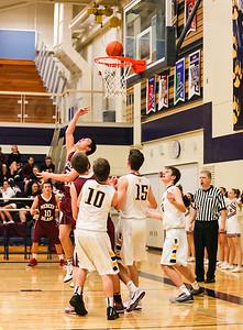 Mercer Island @ Bellevue Boys JV Basketball