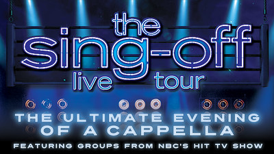 The Sing Off Live - 2015