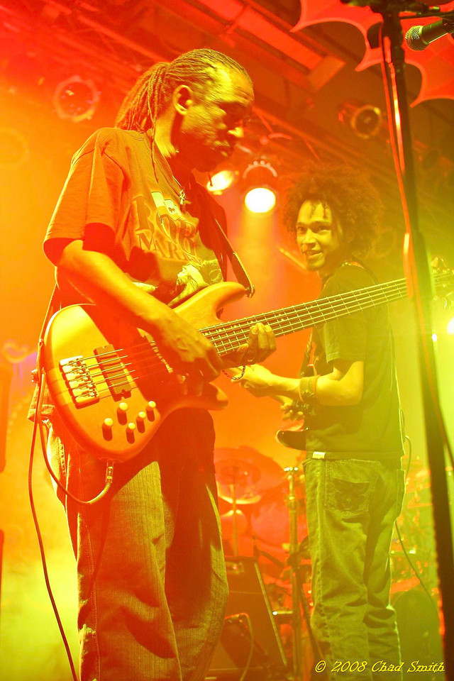 DumpstaPhunk! - Summercamp Late night 5/24/2008 - 4AM