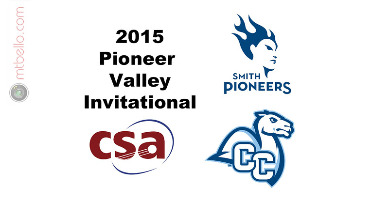2015 Pioneer Valley Invitational