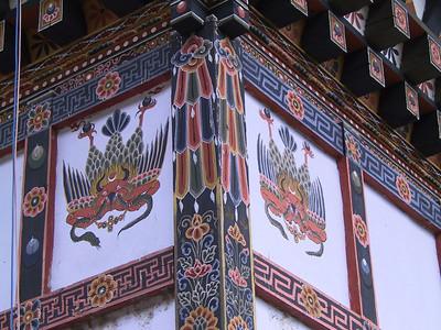 Bhutan - Houses