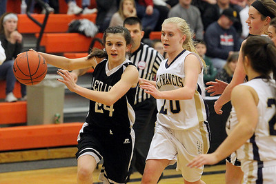 March 6, 2015: Girls Basketball — TC St. Francis vs. Glen Lake