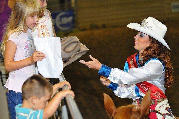 Lauryn Sieler - Miss Bulls Only Rodeo 2008
