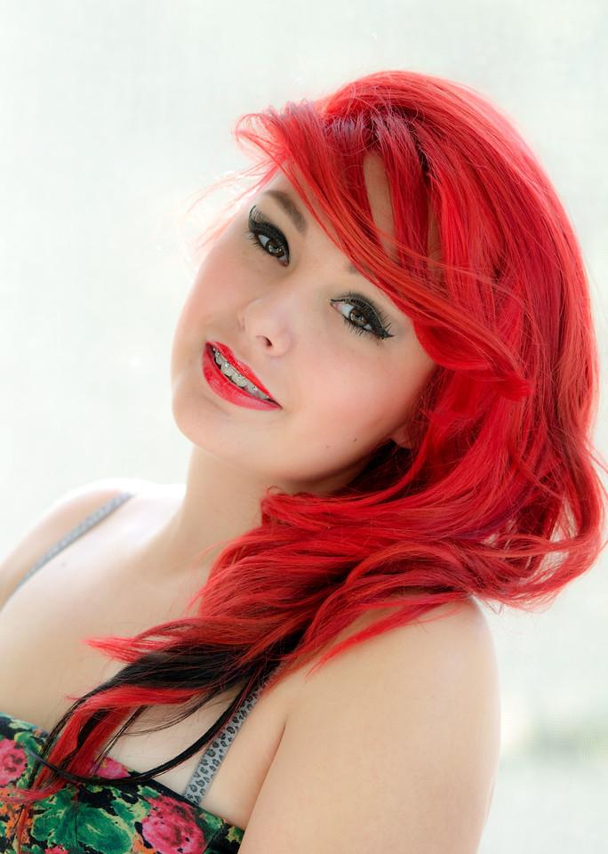 Shelby Hamilton - Model