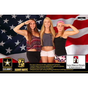 SDSU - Army ROTC Fall Campus Tour