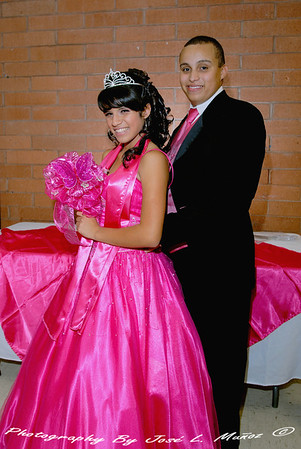 Quinceaneras (15th Birthday)