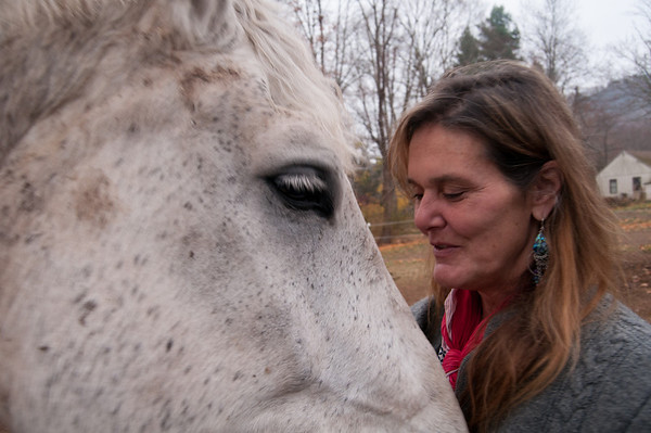 A Day With Incredible People: Arvol Looking Horse, New York Carriage Drivers, Horse Rescuers and Film Makers