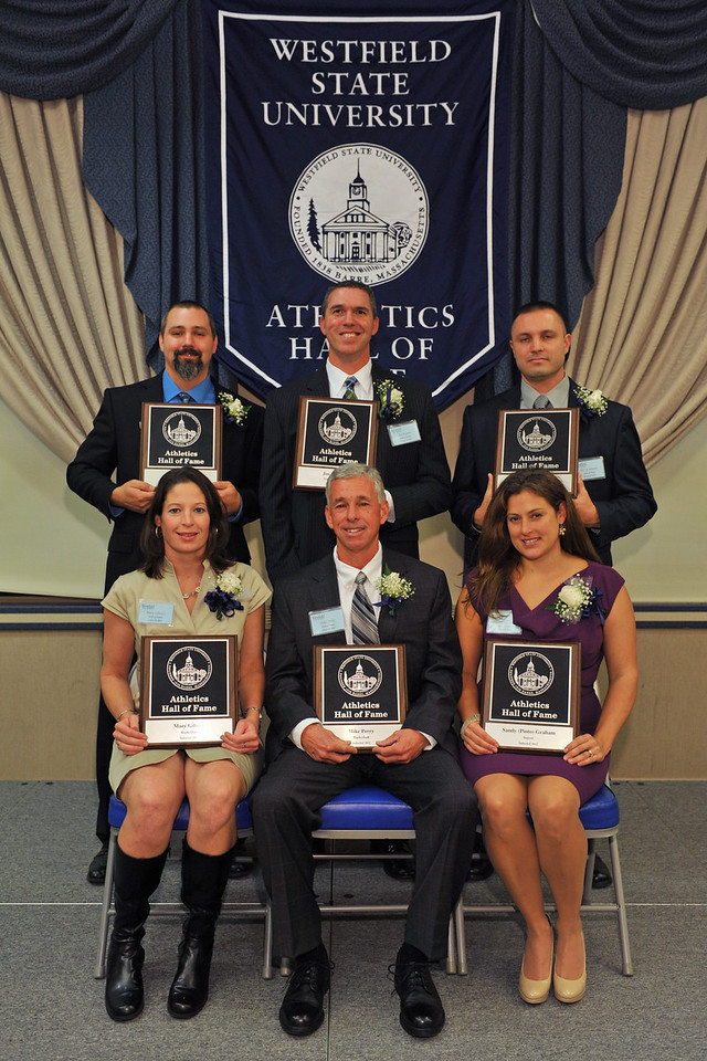 2012 Athletics Hall of Fame Induction Ceremony