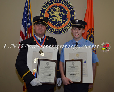 Nassau County Fire Commission Awards