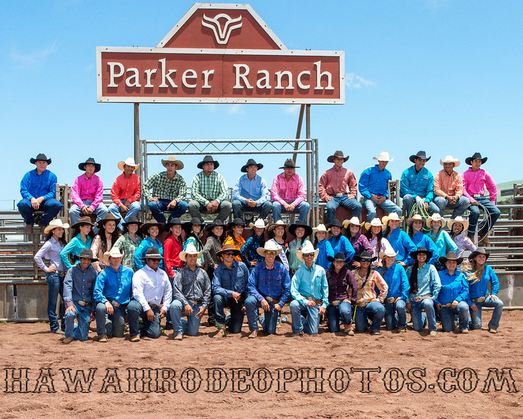 HAWAII HIGH SCHOOL RODEO FINALS 2014