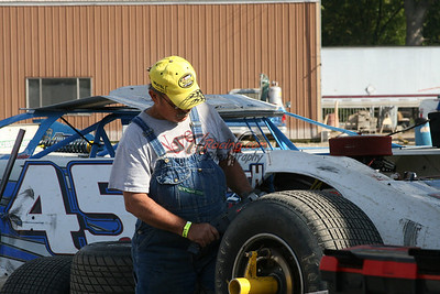 U.M.P. DIRTcar RoundUp - Saturday - 10-18-08