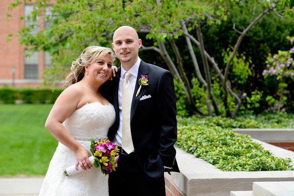 Jillian & Christian Wedding