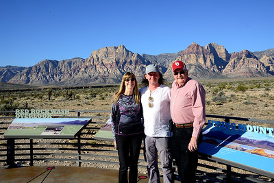 Red Rock Canyon National Conservation Area 2014